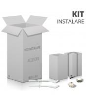 KIT Accesorii calorifere aluminiu