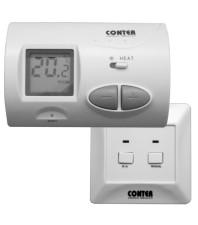Termostat ambient Conter fara fir CT3W