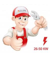 Montaj centrale termice 26-50kw