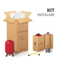 KIT Instalare centrale termice peste 40 kw