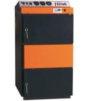 Centrala termica pe lemne cu gazeificare Ferroli DP 35 KW