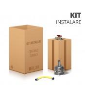 KIT Instalare centrale termice 25-40 kw