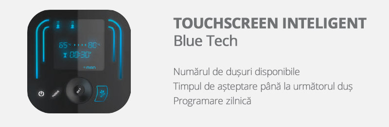 Panou touchscreen Ariston Velis Plus