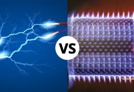 Centrala termica pe gaz vs centrala termica electrica