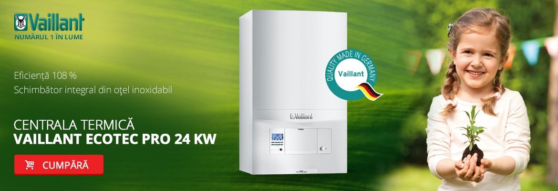 Centrala termica Vaillant EcoTec Pro
